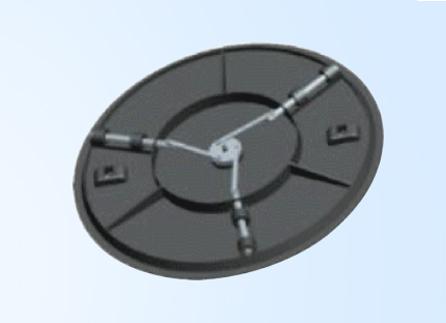 智能井盖电子锁管理系统